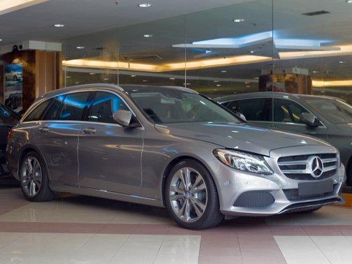 New Mercedes Benz C Cl Estate Hybrid Photos Photo Gallery Sgcarmart