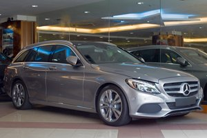 Mercedes-Benz C-Class Estate Hybrid