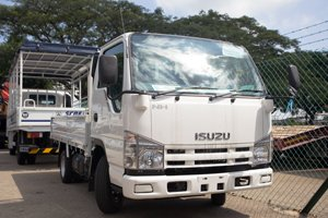 New Isuzu N Series NPR 85 15FT (M) Specs | Specifications Singapore