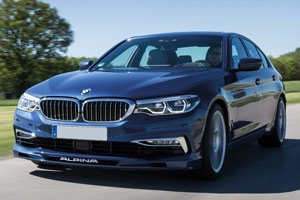 New BMW ALPINA B BiTurbo Saloon Car Prices Photos Specs - Bmw alpina b5 price