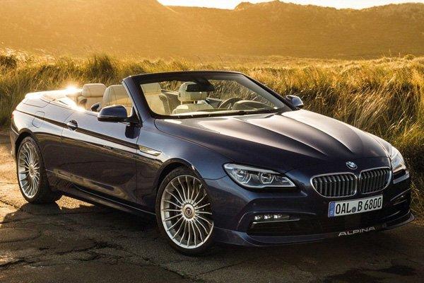 New BMW ALPINA B BiTurbo Convertible Car Prices Photos Specs - Bmw b6 alpina price