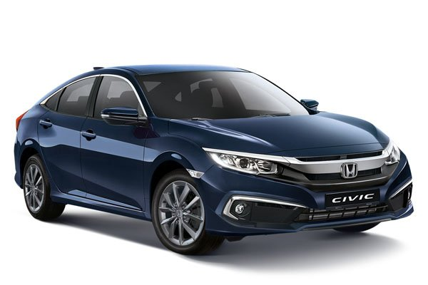 77+ Civic Car Dimensions HD Terbaik