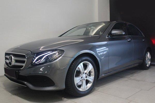 Mercedes-Benz E-Class Saloon Diesel