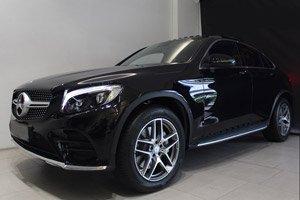 Mercedes-Benz GLC-Class Coupe Diesel