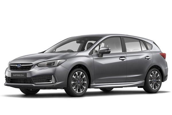 Subaru Impreza 5D