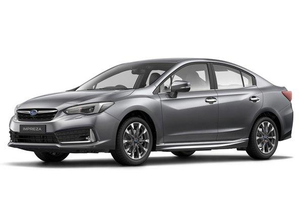 Subaru Impreza 4D