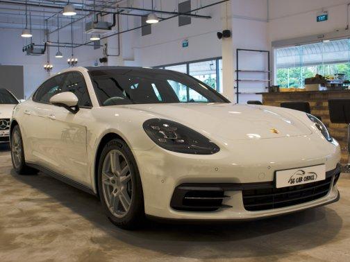 New Porsche Panamera Photos Photo Gallery Sgcarmart