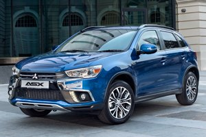2017 Mitsubishi ASX 2 0 (A) Specs | Specifications Singapore - sgCarMart