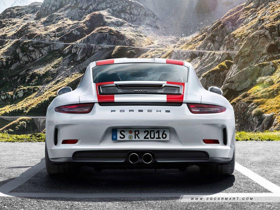 New Porsche 911 R Photos Photo Gallery Sgcarmart