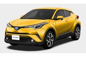 Toyota C-HR Hybrid Trust Motoring Edition
