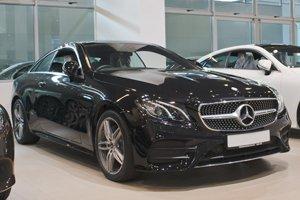 Mercedes-Benz E-Class Coupe Diesel