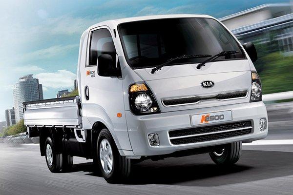 Kia K2500 Diesel
