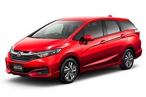 Honda Shuttle Hybrid Trust Motoring Edition