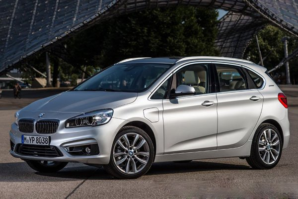 BMW 2 Series Active Tourer Plug-in Hybrid
