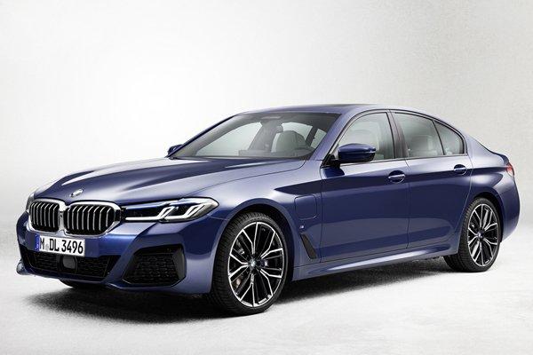 BMW 5 Series Plug-in Hybrid