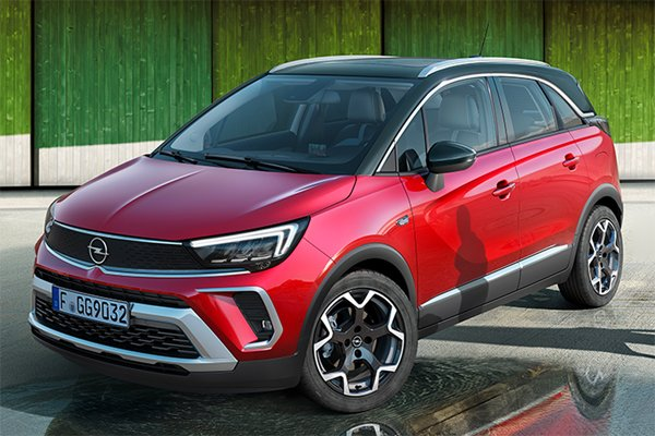 new opel crossland x car prices photos specs features singapore stcars. Black Bedroom Furniture Sets. Home Design Ideas