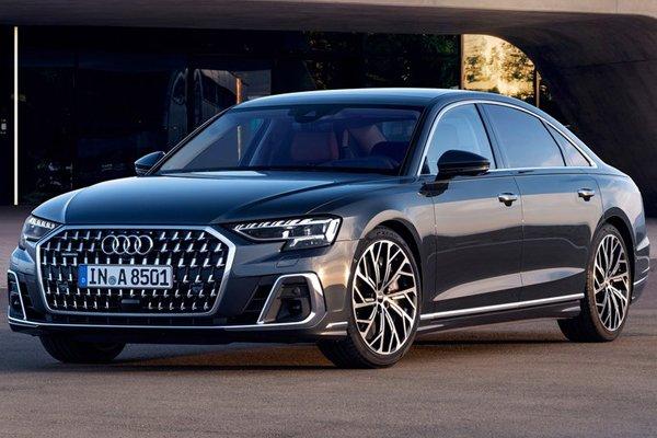 Audi A8L Mild Hybrid