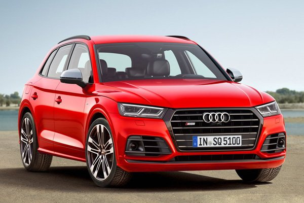 New Audi SQ Car Information Singapore SgCarMart - Audi sq5