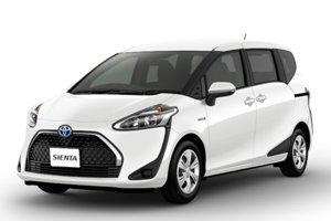 Toyota Sienta Hybrid Speedo Motoring Edition