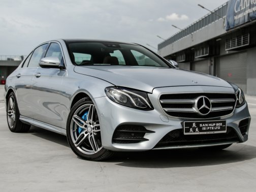 Mercedes Benz E Cl Saloon Hybrid Parallel Imported