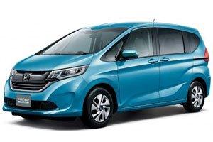 Honda Freed Hybrid Trust Motoring Edition