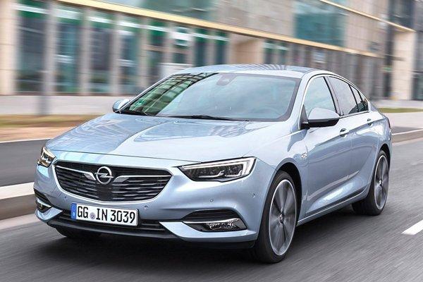 Opel Insignia Grandsport Diesel