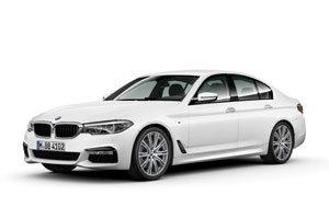 BMW 5 Series Sedan TTS Edition