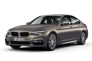 BMW 5 Series Sedan F1 Auto Cars Edition