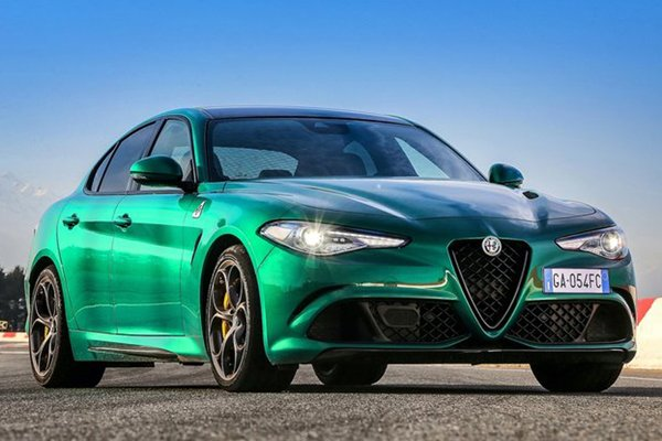 Alfa Romeo Giulia Msrp >> New Alfa Romeo Giulia Car Prices Photos Specs Features