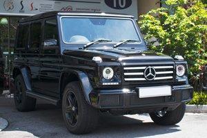 Mercedes-Benz G-Class Diesel 2013