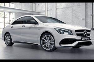 Mercedes-Benz CLA-Class TTS Edition
