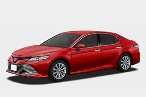 Toyota Camry Hybrid Trust Motoring Edition