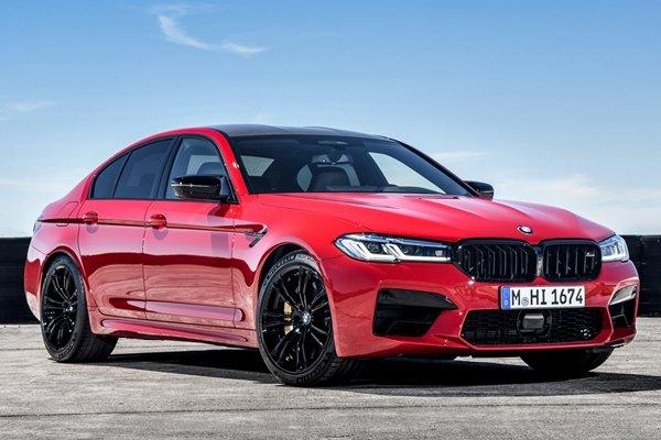BMW M Series M5 Sedan
