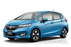 Honda Fit Hybrid Trust Motoring Edition