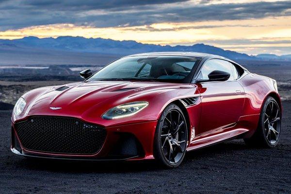New Aston Martin V DBS Superleggera Car Information Singapore - Cheap aston martin