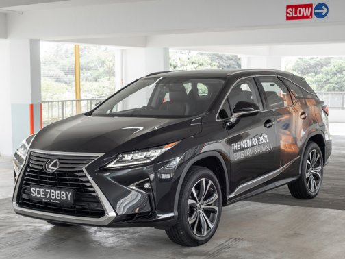 Lexus 3 Row Suv >> New Lexus 3 Row Rx 350l Photos Photo Gallery Sgcarmart