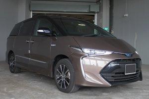 Go To Picture Gallery Toyota Estima Hybrid