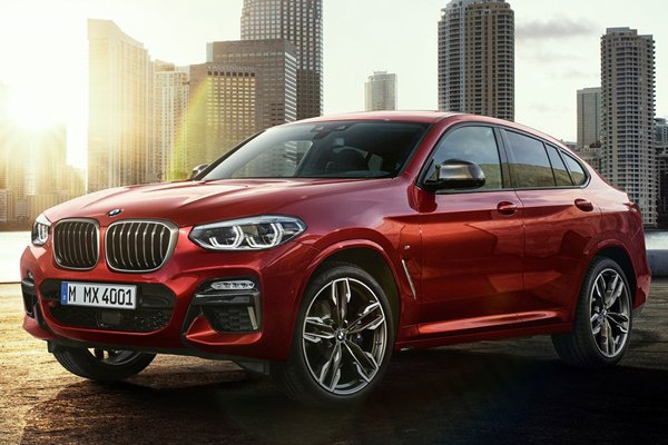 BMW M Series X4 M40i