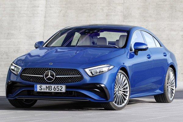 Mercedes-Benz CLS-Class Mild Hybrid
