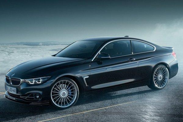 BMW ALPINA D4 Bi-Turbo Coupe Diesel