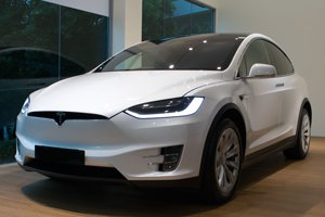 Tesla Model X Electric