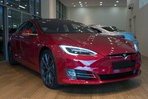 Tesla Model S Electric