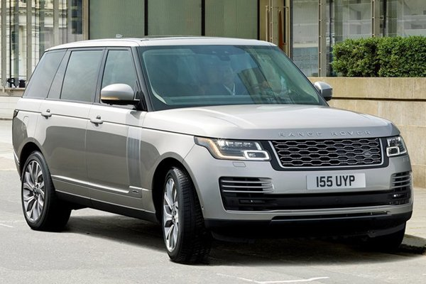 Land Rover Range Rover Plug-in Hybrid