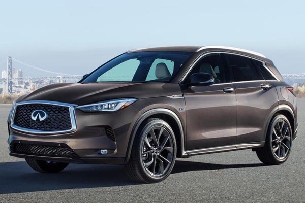 New Infiniti Cars Singapore Car Prices Listing Sgcarmart