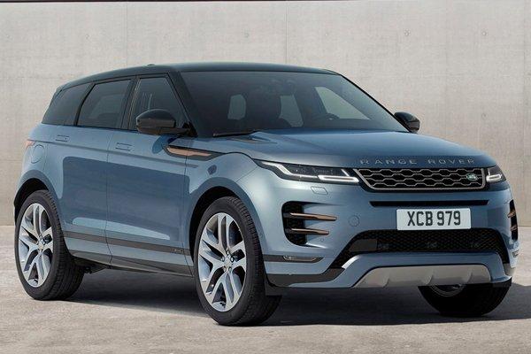 Land Rover Range Rover Evoque Mild Hybrid