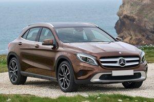Mercedes-Benz GLA-Class F1 Auto Cars Edition