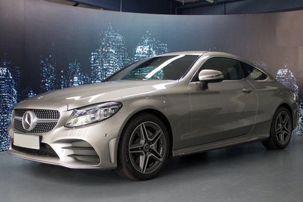Mercedes-Benz C-Class Coupe Mild Hybrid