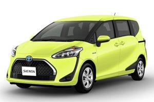 Toyota Sienta Hybrid Trust Motoring Edition