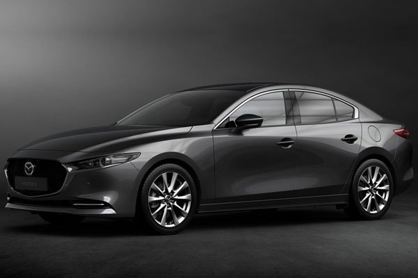 Mazda 3 Sedan Mild Hybrid