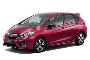 Honda Fit Hybrid HVS Edition